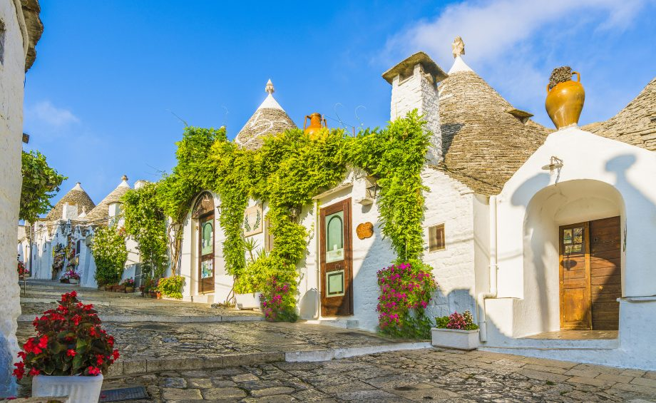 Where to go in August: Puglia, Italy
