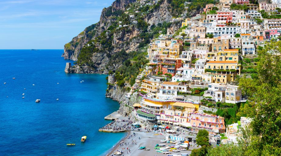best places to visit in May Amalfi coast