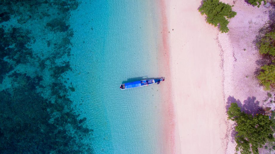 Worlds best pink sand beaches