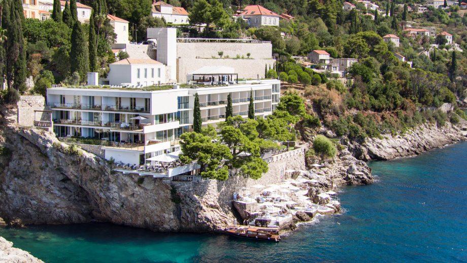 Villa Dubrovnik, Croatia